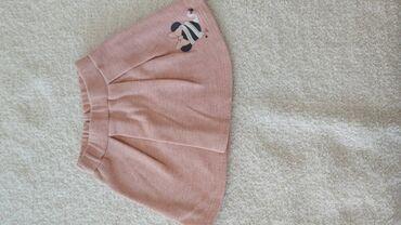 Minnie mouse zimska suknjica. Velicina 3 god. Nosena jednom