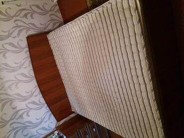 Двуспальные кровати в Сокулук: Продаю 2-х спальный кровать в хорошем состоянии