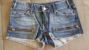 Teksas sorc broj - Srbija: Ženske kratke hlače Mango S