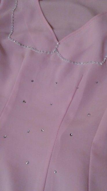 Нежно-розовая кофточка, размер 42. Цена 100 сом. в Бишкек