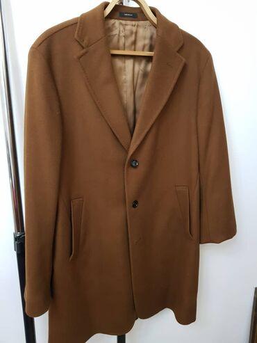 рулетка 50 метров в Кыргызстан: 2 мужских пальто Massimo Dutti, Португалия Размер 50-52Состояние