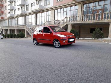 Hyundai - Azərbaycan: Hyundai i10 1.2 l. 2008 | 171500 km