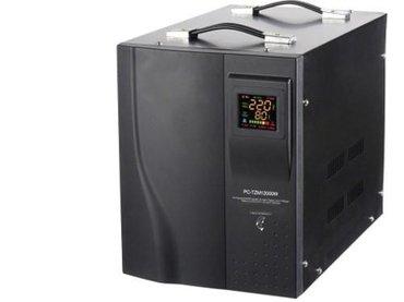 Стабилизатор TTN PC-SVC 10000VA напряжения - полезное устройство в в Бишкек