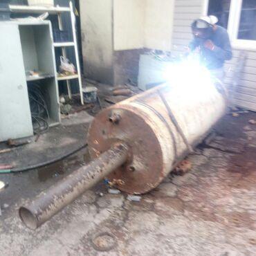 Сантехники - Кыргызстан: Сантехника отопление водопровод канализация газо электро сварка теплый