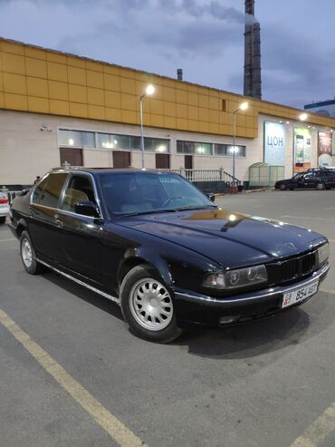 bmw x5 m в Ак-Джол: BMW 7 series 3 л. 1993 | 315000 км