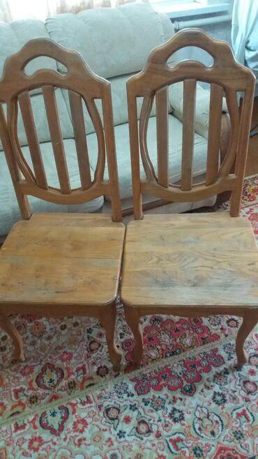 Ручная работа 2 стула отдам