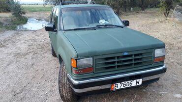 Транспорт - Беш-Кюнгей: Ford Explorer 4 л. 1991   10000 км
