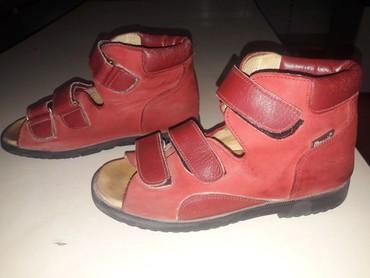 женская обувь в наличии в Кыргызстан: Детская ортопедическая обувь в идеальном состоянии, покупали в России