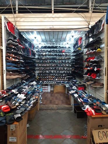 Продаю контейнер  Аламединский рынок клиентов много   в Лебединовка