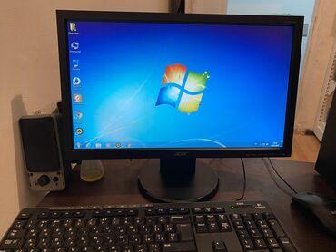 диски vossen r13 в Кыргызстан: Компьютер!Продаётся компьютер в сборе!Монитор Acer 19 дюйм ( можно на