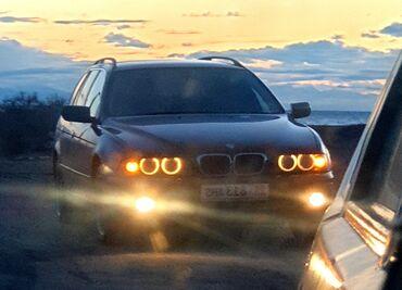 BMW 5 series 2.5 л. 2001