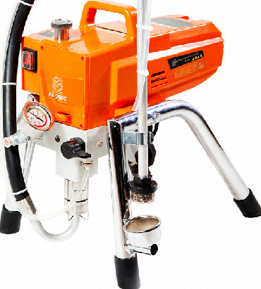 Aspro(аспро)-2000® окрасочный аппарат (агрегат)0aspro-2000 работает по