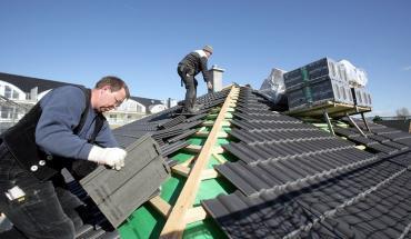 строительство дачных домов в баку - Azərbaycan: Строительство крыш и ремонт кровли.Бригада кровельщиков предлагает