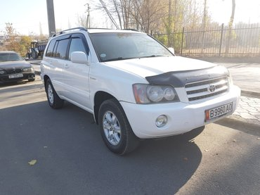 тойота хайлендер, toyota highlander 2003 limited. в Ош