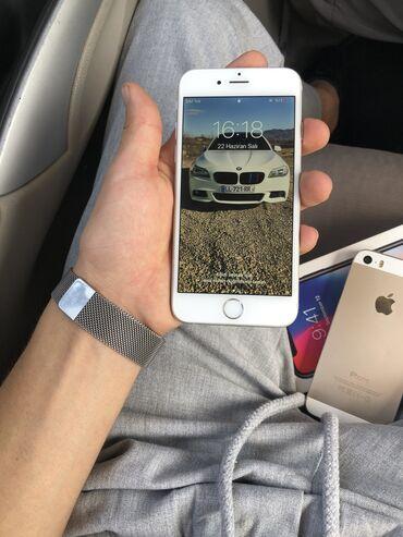IPhone 6 | 16 GB | Gümüşü | İşlənmiş | Barmaq izi