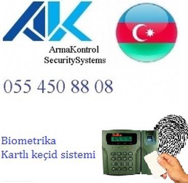 Bakı şəhərində ☆Access control ☆   Is yerinde nizam-intizami ve tehlukesizliyin
