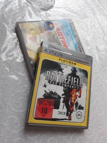 """Bakı şəhərində PLaystation 3 Ucun Original Oyun Diskleri Satılır... """" Battlefield 2"""