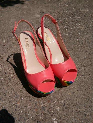 Perla sandale sa platformom - Batajnica