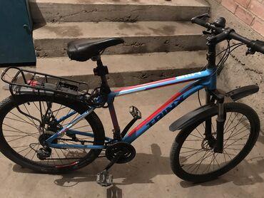 Срочно срочно продаю или меняю на ТЕЛЕФОН велосипед TRINX M116 состоя