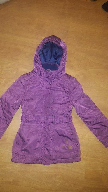 Ljubicasta jakna vel. 134 - Prokuplje