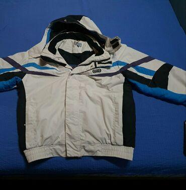 Sporeti - Srbija: BRUGI Muska jakna je kupljena u sportskoj radnji i jednom obucena. Ne