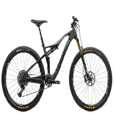 "Orbea OCCAM TR M10 Mountain Bike Medium 29"" Carbon GX Eagle 12 Speed"