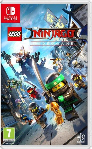 Nintendo DS & DSi Azərbaycanda: Nintendo switch üçün lego ninjago oyunu