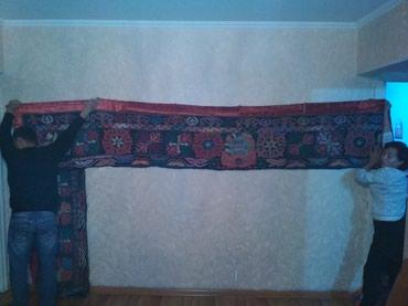 Туш кийиз 1963 года вышивки. Настоящий в Бишкек