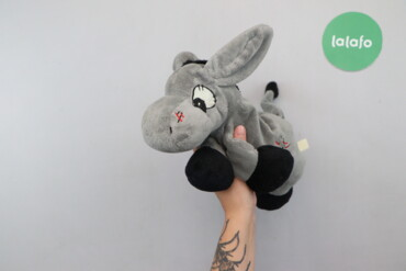 Детский мир - Украина: Дитяча м'яка іграшка Віслюк   Довжина: 35 см Ширина: 26 см  Стан гарни