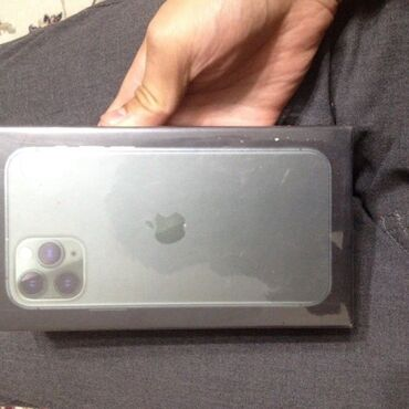 aifon 6 64 gb в Кыргызстан: Б/У IPhone 11 Pro 64 ГБ Зеленый