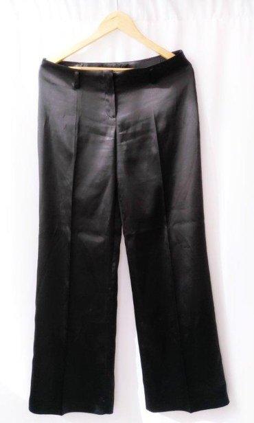 мужские черные брюки в Кыргызстан: Черные брюки под атлас турецкие, в хорошем состоянии, размер евро 42