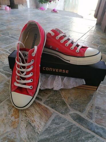 Ženska patike i atletske cipele   Sremska Mitrovica: CONVERSE/ALLSTAR.  Original starke! Kao nove,sto se vidi na slikama. P