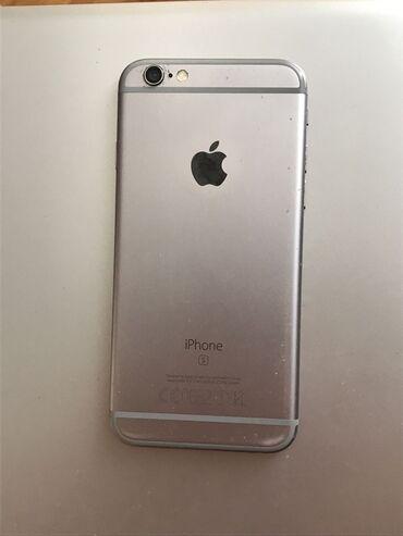 apple 6 - Azərbaycan: İşlənmiş iPhone 6s 16 GB Boz (Space Gray)