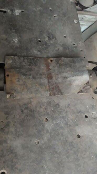 Пилы - Кыргызстан: Продаю пилораму с рубанком советскую трех фазную в рабочем состояние