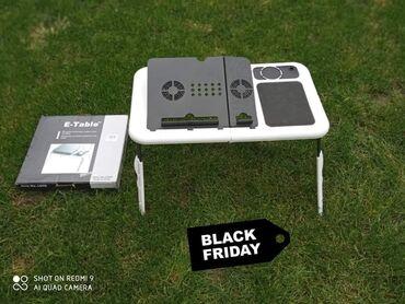 Elektronika - Odzaci: BLACK FRIDAYSto za laptop (e-table) sa dva kuleraSamo 1.499
