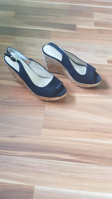Personalni proizvodi - Kovin: Ocuvane sandale br. 36,nosene par puta