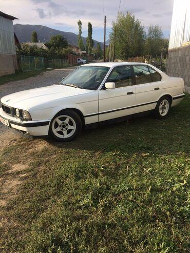 BMW 5 series 2.5 л. 1990 | 333000 км