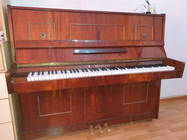 """Пианино, фортепиано - Кыргызстан: Пианино """"Беларусь """" в отличном состоянии"""