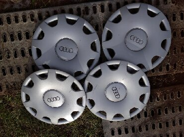 диски камри в Кыргызстан: Калпак на Camry и на Audi oригнал  На диск 15 Размер, калаки на  Саmr