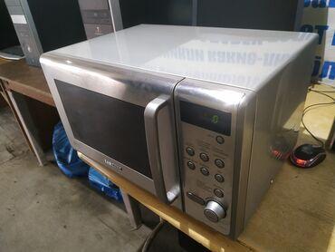 Электроника - Бишкек: Бесплатная доставка! микровалновая печь Samsung объем 25L, греет