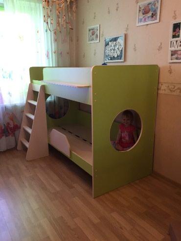 Детский двухъярусный кровать размер 190-85см в Бишкек