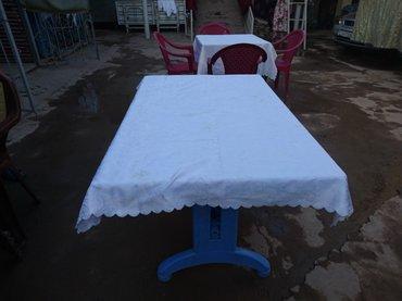 Столы стулья посуда Прокат и продажа  в Джавонон