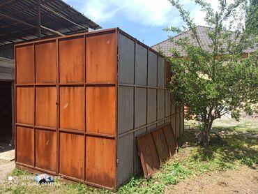 Услуги - Дмитриевка: Срочно срочно продаю самодельный контейнер!! 2.5х2.5 длина 5м