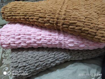 Предлагаю вашему вниманию детские пледы ручной вязки Необыкновенно мяг