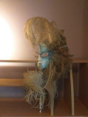 Maska iz Venecije, u perfektnom stanju