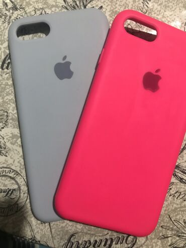 Продаю оригинал apple silicone case!!!На iphone 7/8 В идеальном