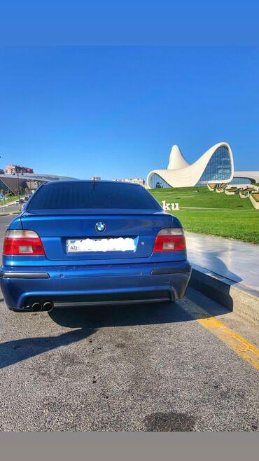 bmw m5 4 4 m dkg - Azərbaycan: BMW 540 4.4 l. 2001 | 110000 km