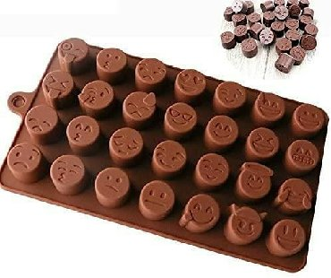 Selekon şokolad qelibi
