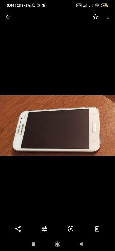 İşlənmiş Samsung Galaxy Core 2 16 GB ağ