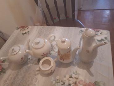 Čajnici za čaj,mleko... - Crvenka